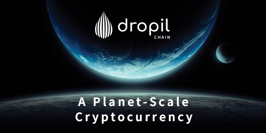 Dropil chain banner