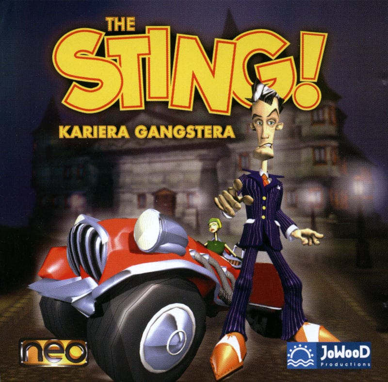 The Sting! Cover