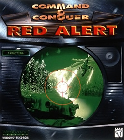 CC Red Alert Cover